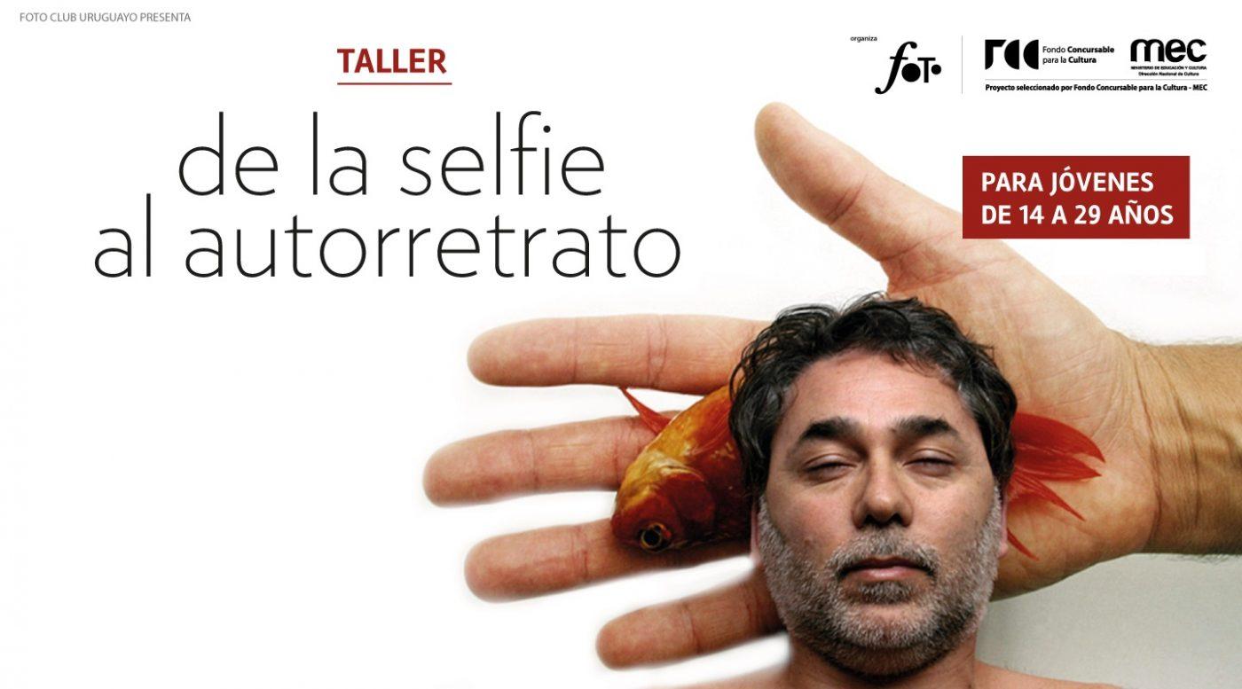 de la selfie al autorretrato